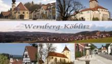 Postkarte Wernberg-Köblitz